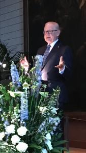 Toespraak prof mr. Pieter van Vollenhoven 20-03-2017
